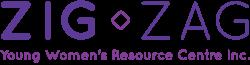 Zig Zag | Young Women's Resource Centre Logo